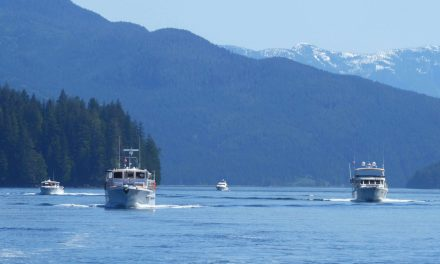 2018 Waggoner Guided Flotilla, Part 1: Anacortes to The Broughtons