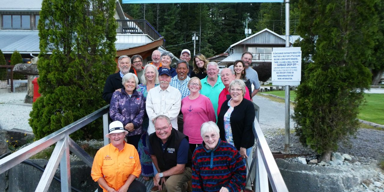2018 Waggoner Guided Flotilla, Part 2: Port McNeill to Ketchikan