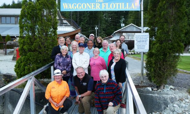 2018 Waggoner Guide Flotilla, Part 2: Port McNeill to Ketchikan