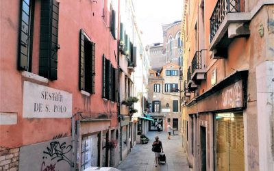 The Canals of Italy: A Different West Side