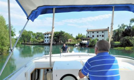 Cruising the Canals in Italy Aboard the Le Boat Magnifique 7