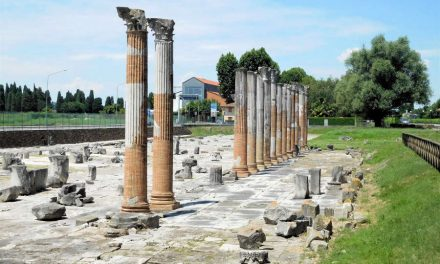 A Bus Ride to Visit the Ancient Roman City of Aquileia