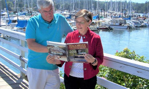 Check the Year on Your Waggoner Cruising Guide