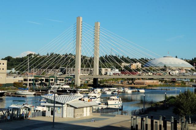 Tacoma's Thea Foss Waterway – Art, History and Good Eats