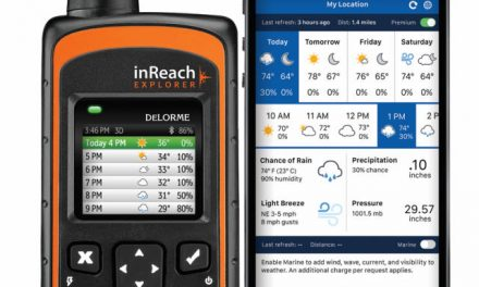 Stay in Reach with DeLorme inReach