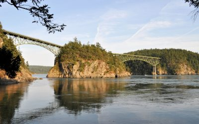 Deception Pass: Bowman Bay Hikes with Views