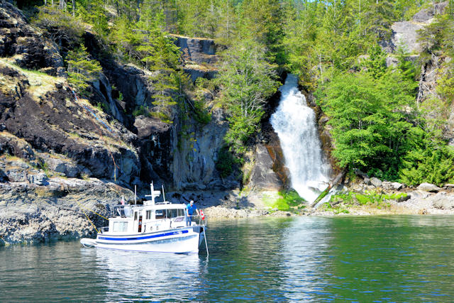 Reasons to make the passage to Desolation Sound