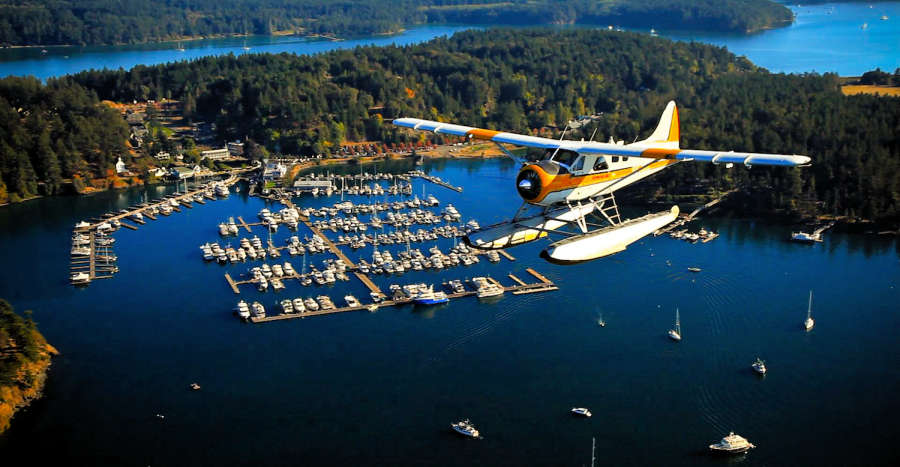Kenmore Air Floatplane Expertise for Over 72 Years