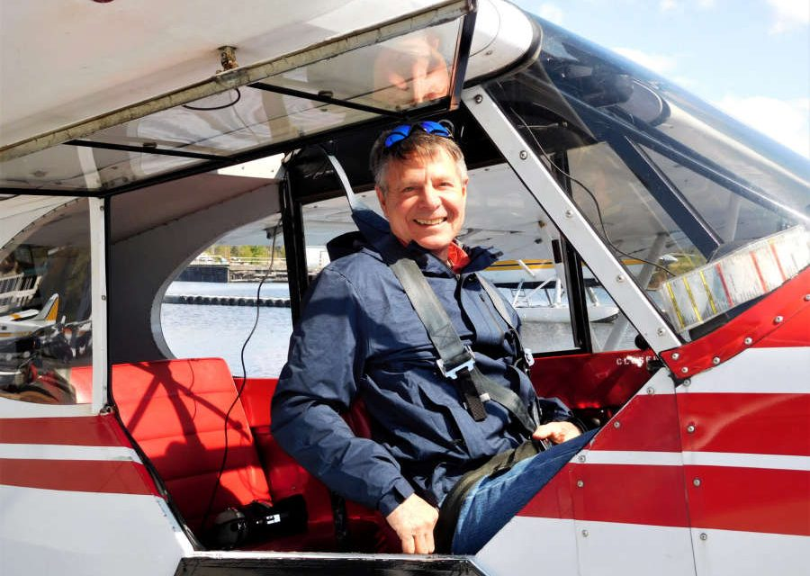 Yes! You Too Can Fly a Floatplane!