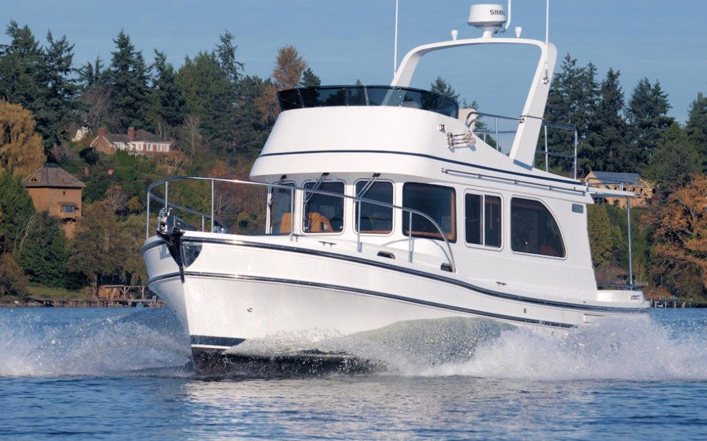 The New Helmsman Trawlers 31 Camano: An Impressive Redesign