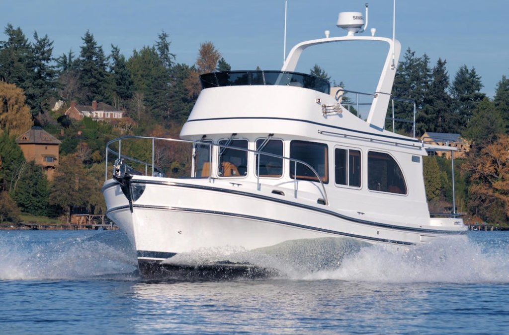 The New Helmsman Trawlers 31 Camano: An Impressive Redesign
