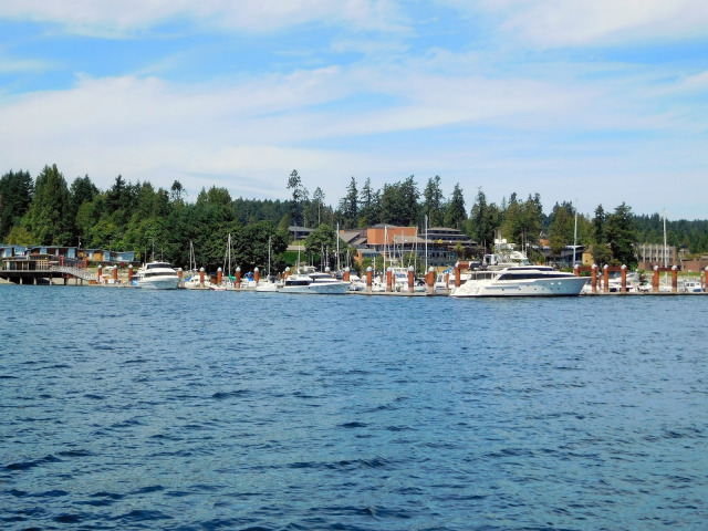 Visit Mill Bay Marina