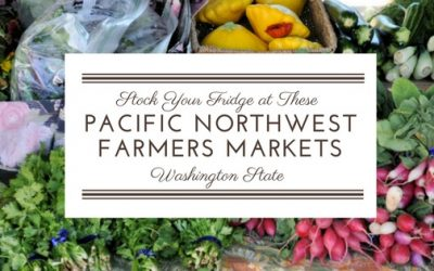 Boaters, Stock Your Fridge at these Pacific Northwest Farmers Markets – Washington State