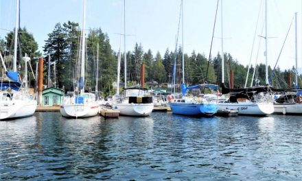New Transient Moorage in Pender Harbour