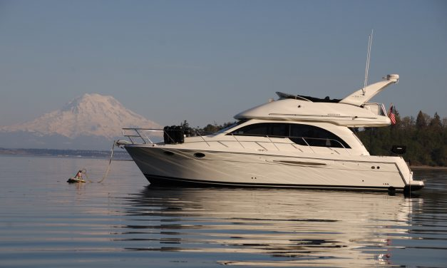 South Puget Sound Spring Break Cruising