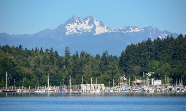 Puget Sound Bound; When the Float Plan Keeps You Close to Home
