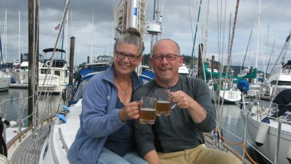 Dan and Karin Leach