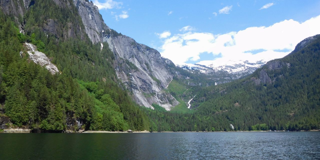 Princess Louisa Inlet for the Next Generation of Boaters