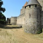 Visiting the Citadel of Carcassonne