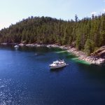 Desolation Sound Flotilla – Waterfalls and Whales