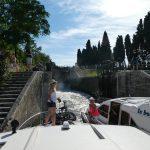 Waggoner Guide Goes Boating in France