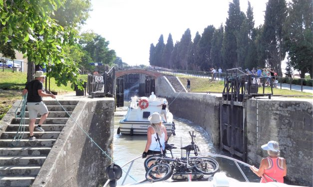 A little History of the Canal du Midi