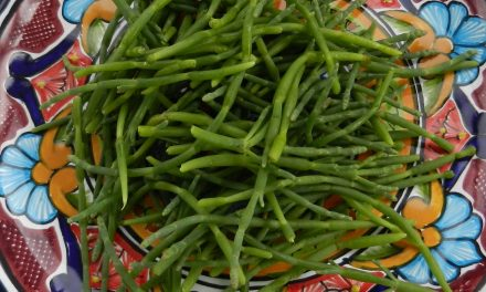 How to Use Sea Asparagus or Salicornia