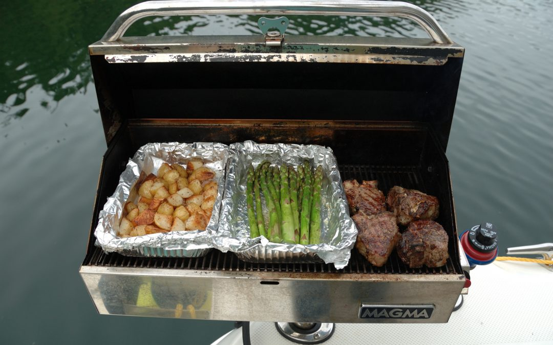 5-star Meals Begin with Proper Grill Care