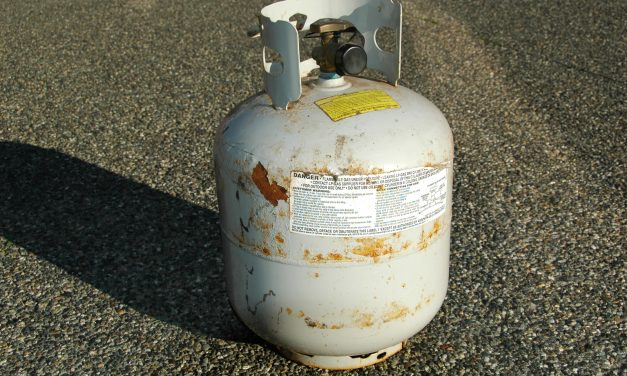 Propane Tank – Staying Ahead of Corrosion