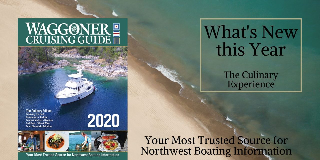 What's New in the 2020 Waggoner Cruising Guide