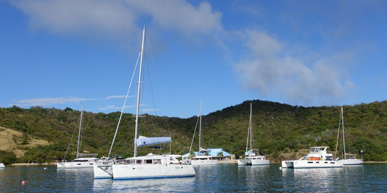 Join us on the Waggoner British Virgin Island Flotilla – May 3-10