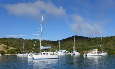 Join us on the Waggoner British Virgin Island Flotilla – May 3-10