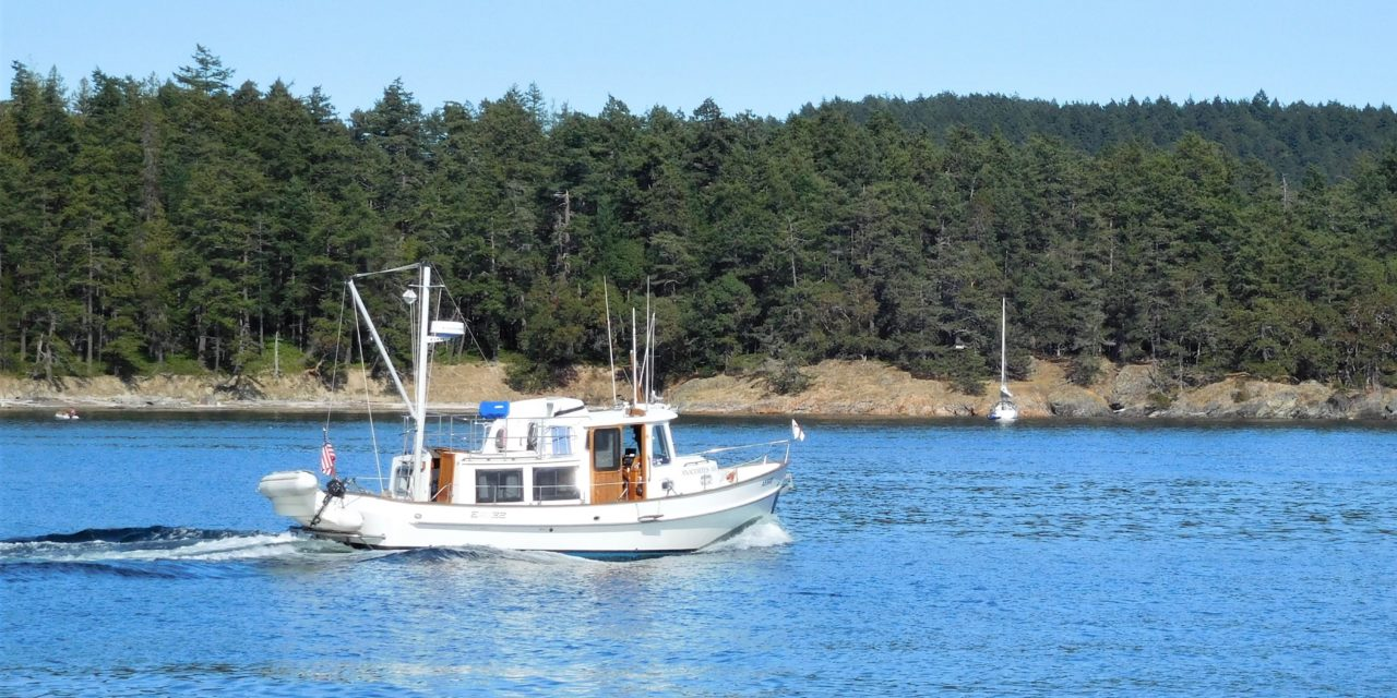 Washington State Recreational Boating Open for Day-Use  Beginning May 5th