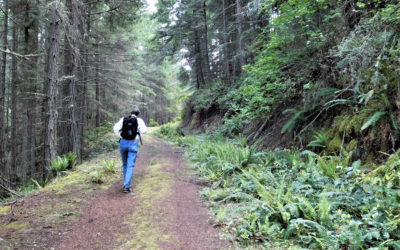 A Hike through History on Cypress Island