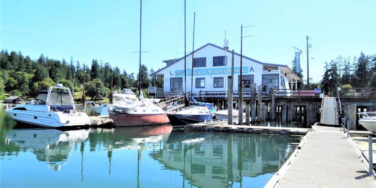 Why We All Must Help Save Historic Lakebay Marina