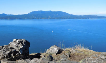 Top of the World – Eagle Cliff on Cypress Island