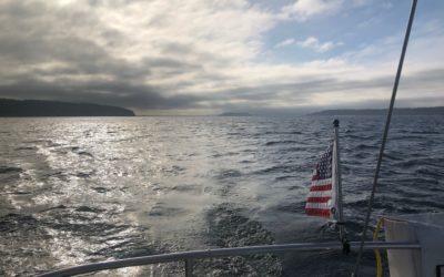 SV Hadley 2020 Post Labor Day Cruise