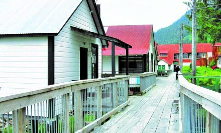 North Pacific Cannery Museum on the Skeena