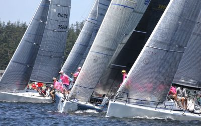 Charting a New Course – Race Week Anacortes