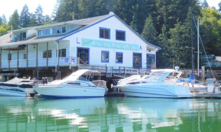 Funds for Lakebay Marina Secured – Thank You!