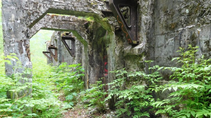 Ruins of the Power Plant