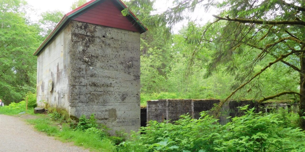 Treadwell Mine Ruins on Douglas Island – A Trek Thru History