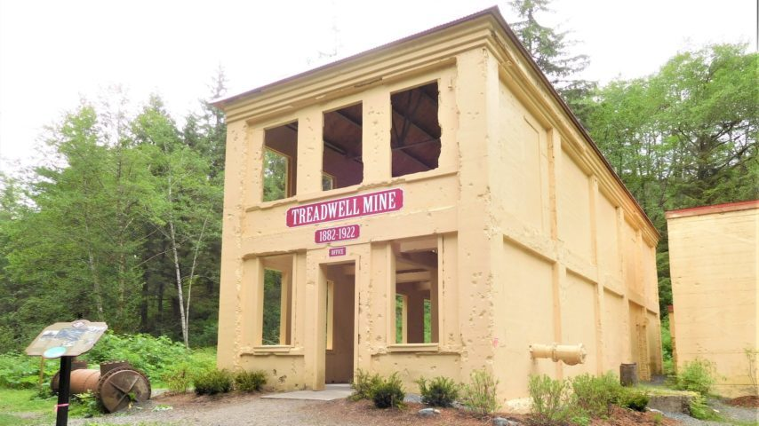 Treadwell intact Office Building
