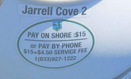 Jarrell Cove Marine State Park – Mooring Buoys Pilot Program