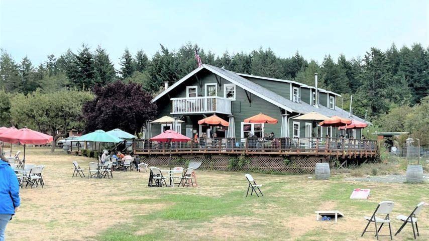 Deer Harbor Inn and Matthew's BBQ
