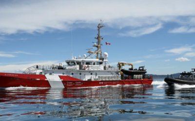 Joint US/Canada Coast Guard Operations Prove Successful