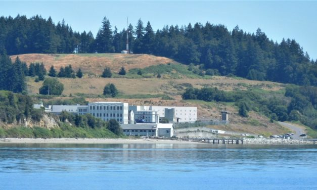 McNeil Island in South Puget Sound – Boaters Beware