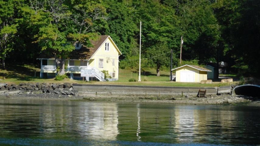 Home on McNeil Island