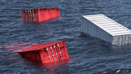 40 Containers Lost Overboard Near the Entrance to Strait of Juan de Fuca